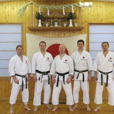 JKA Shotokan Karate Trainerteam