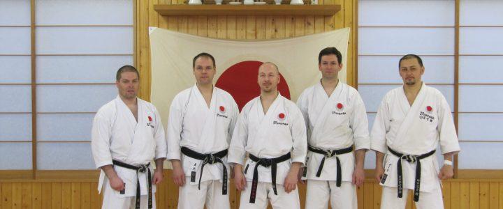 Online Karate-Training Clips und Trainingstipps