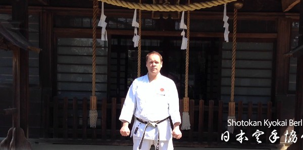 JKA Karate Training Berlin