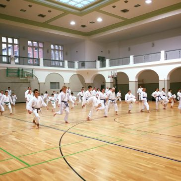 JKA Karate Berlin –  Orte