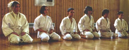 Kinder Karate Berlin Mitte, Pankow