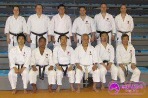 JKA Karate, Gasshuku mit Ueki Shihan