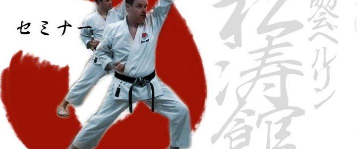 Karate Prüfungsseminar & Kyu-Prüfungen in Berlin