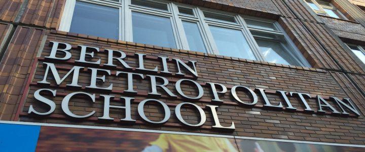Hallensperrung Mitte Metropolitan School 13.-15.08.
