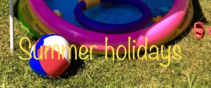 Sommerferien – school summer holidays