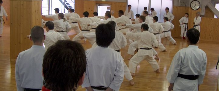 JKA HQ change of training fee and schedule