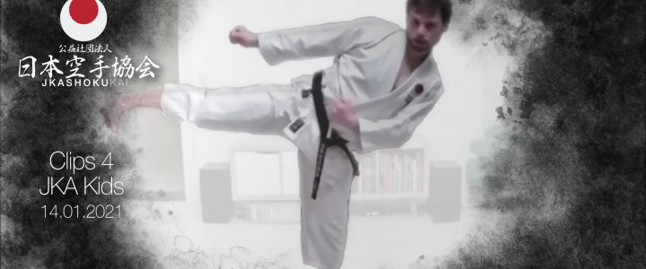 New: JKA Shokukai Clips for Kids No.8
