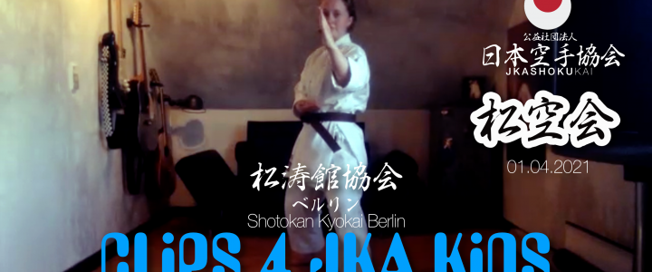 Neues Video Clips4 JKA Kids vom 01.04. online
