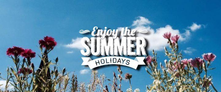 Summer Holidays – Schulferien – summer break